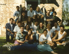 Fall 1995 retreat picture