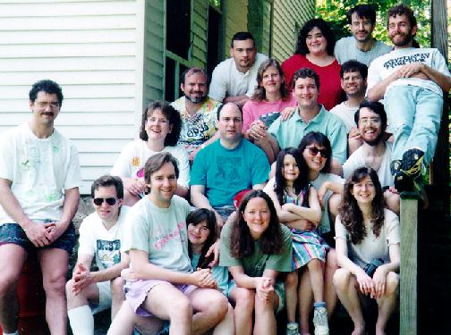 Spring 1996 retreat picture